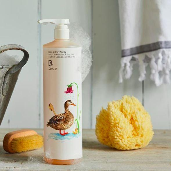 Little B Baby Hair & Body Wash - Gift - BoxTree