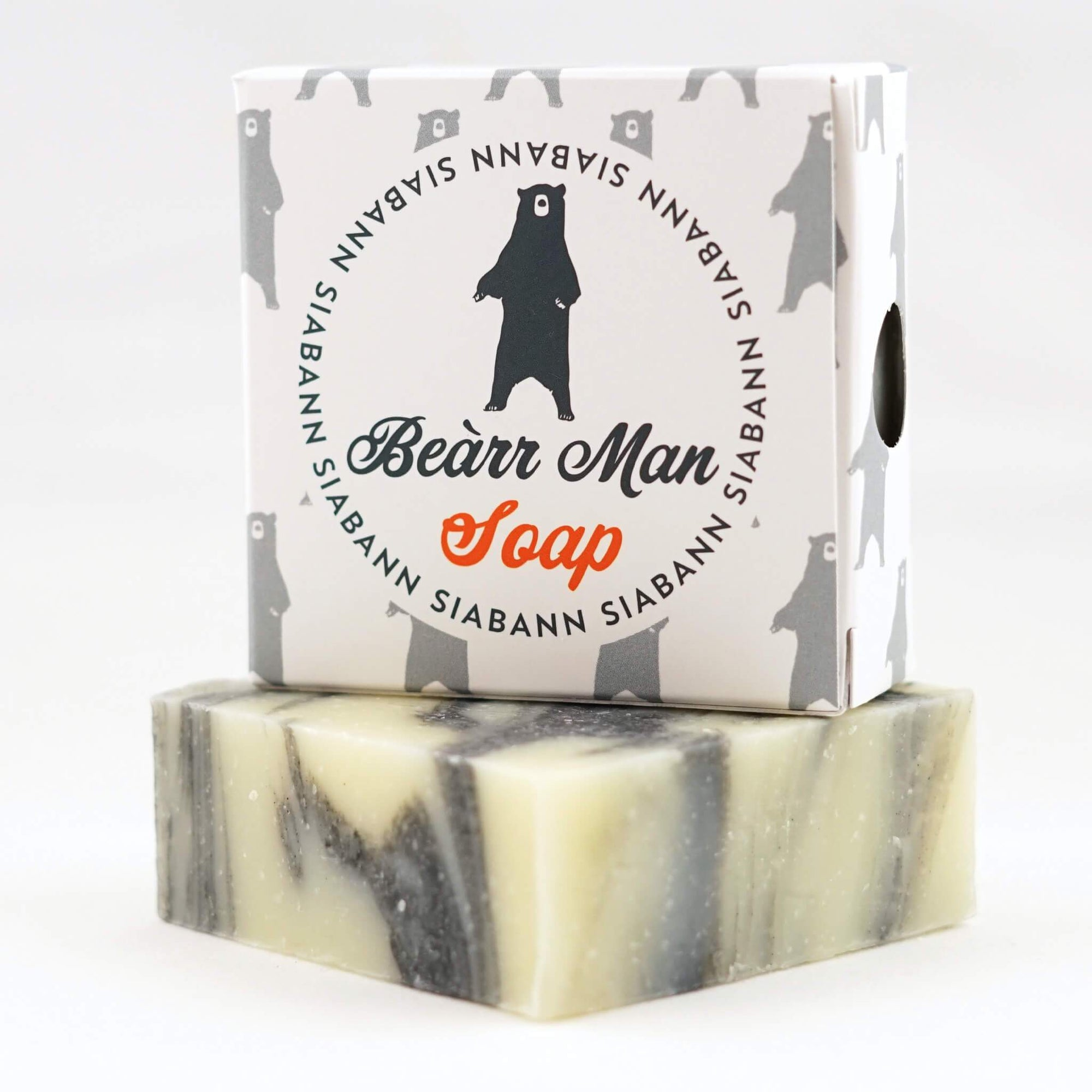 Men's Charcoal Soap - Gift - BoxTree