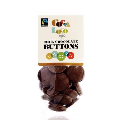 Milk Chocolate Buttons - Gift - BoxTree