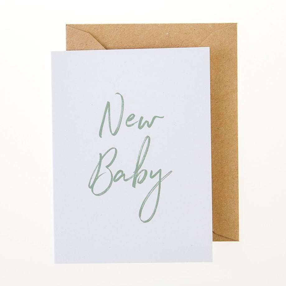 BoxTree | New Baby Card | BoxTree | Send a Gift