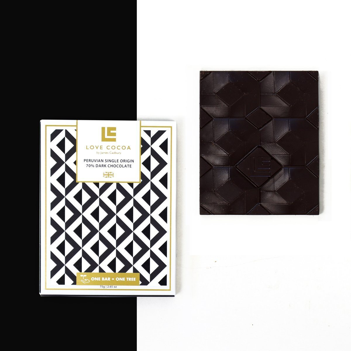 Peruvian Dark Chocolate - Gift - BoxTree