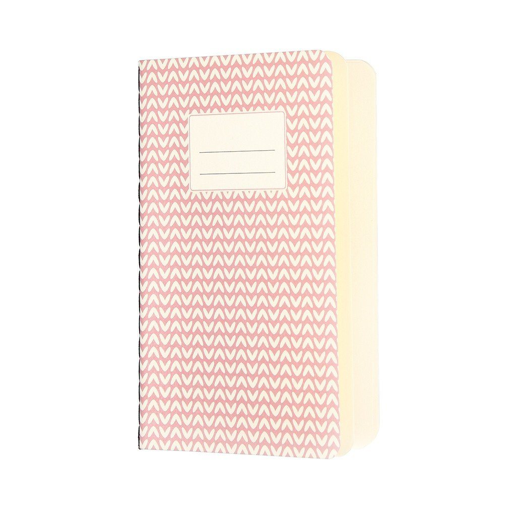 BoxTree | Pink Print Pocket Notebook | BoxTree | Send a Gift