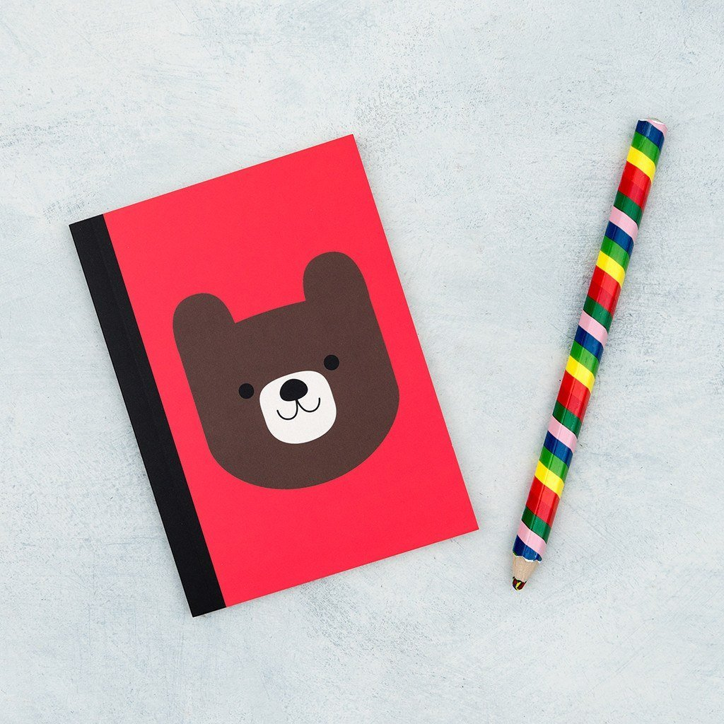 BoxTree Kids | Red Bear Notebook | BoxTree | Send a Gift