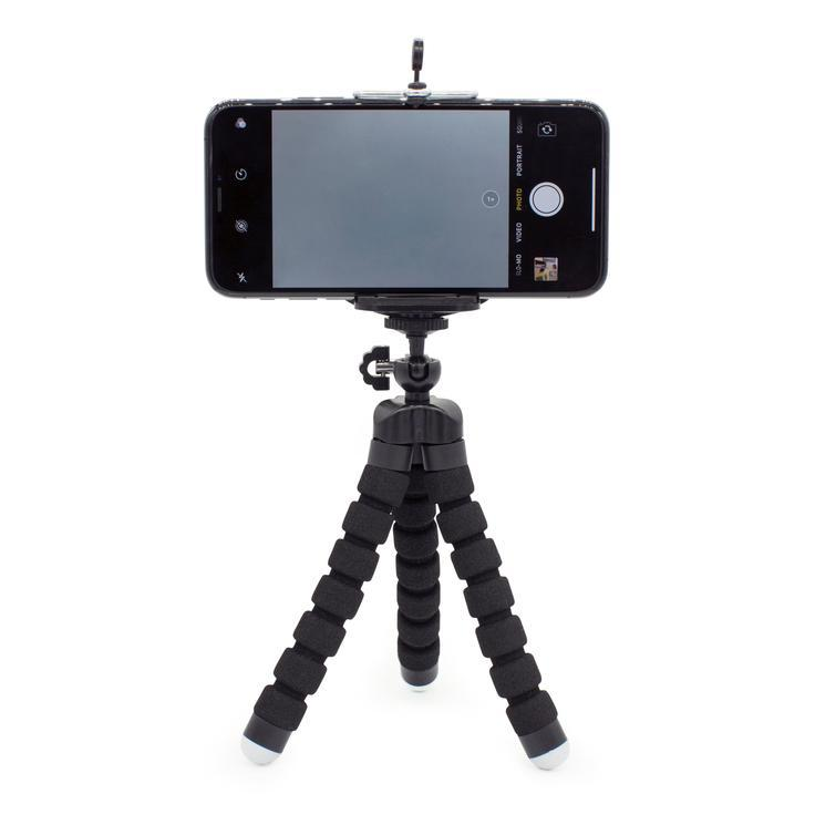 Kikkerland | Flexible Tripod for Smartphones | BoxTree | Send a Gift