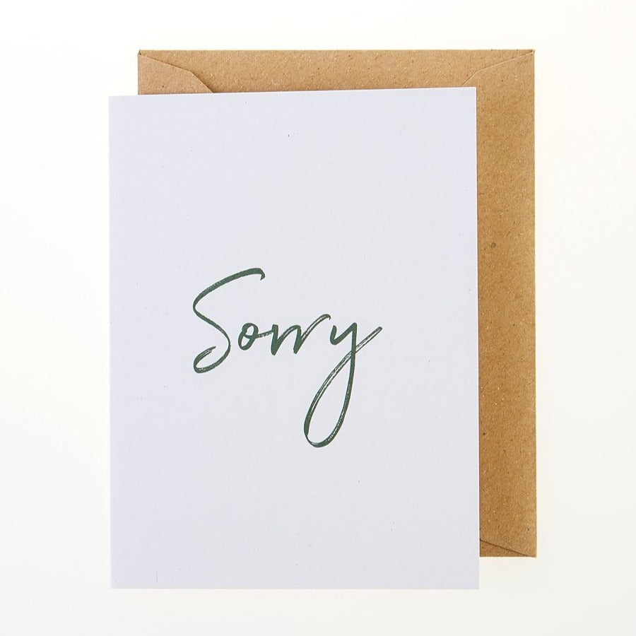 BoxTree | Sorry Card | BoxTree | Send a Gift