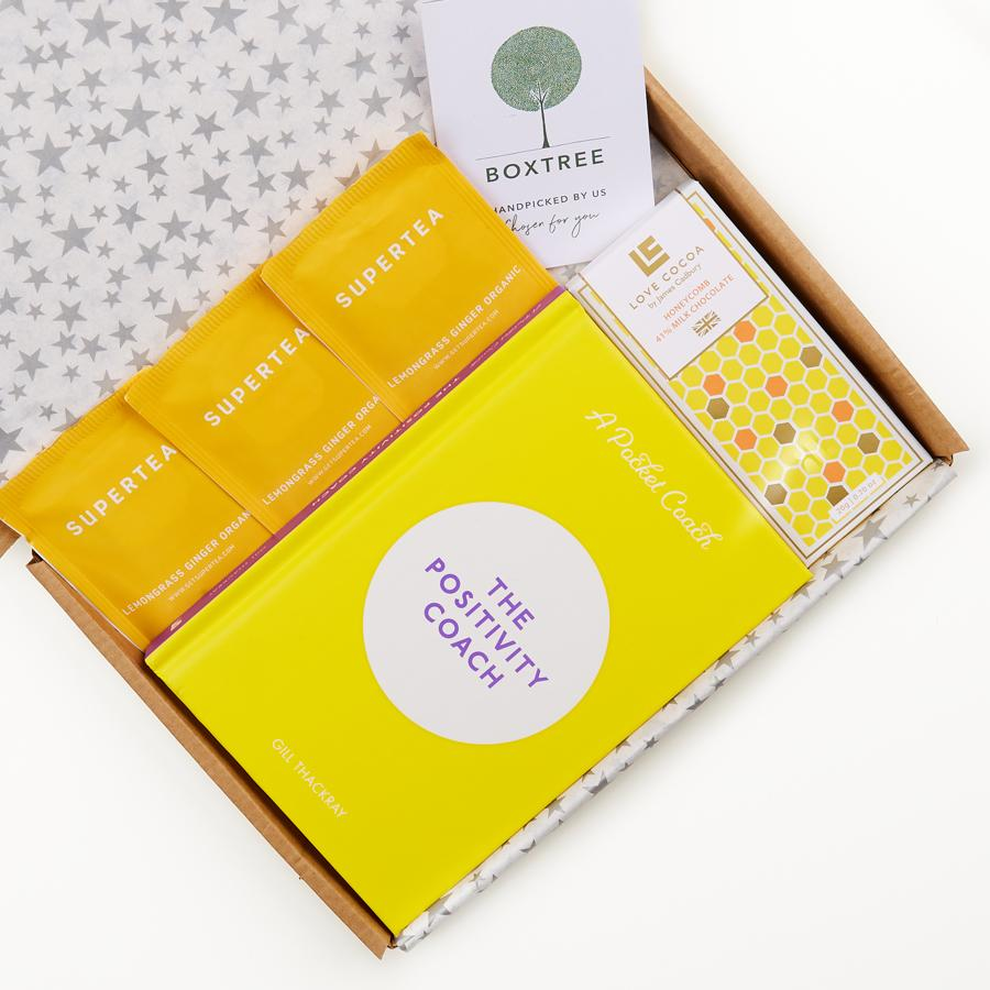 BoxTree | The Pocket Coach Box // Positivity | BoxTree | Send a Gift