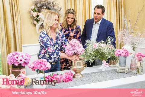 Press, Home & Family, Hallmark Channel