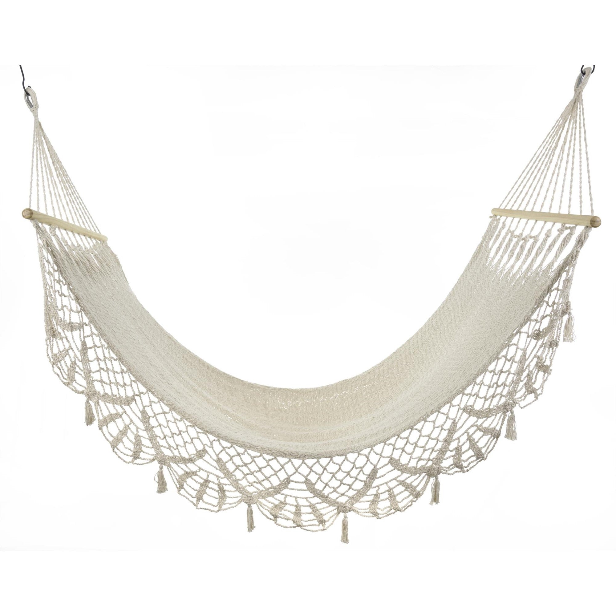 BACK IN STOCK - Woven Cotton Hammock