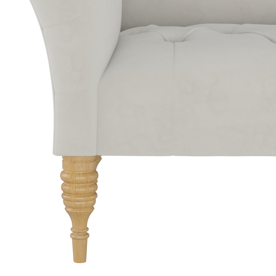 Shabby Chic® Furniture - Savannah Tufted Chaise Lounge - More Colors