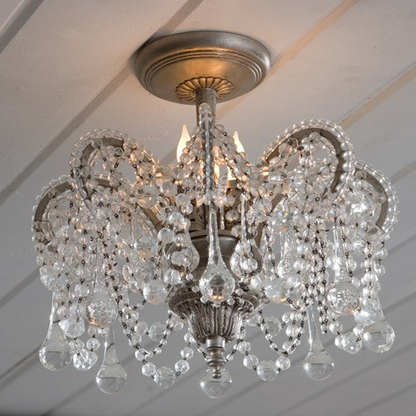 Crown Chandelier