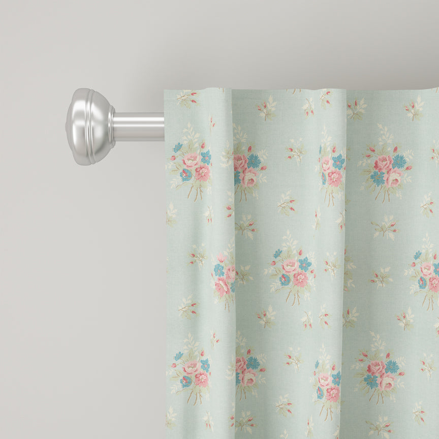 Shabby Chic Curtain Collection - Anastasia
