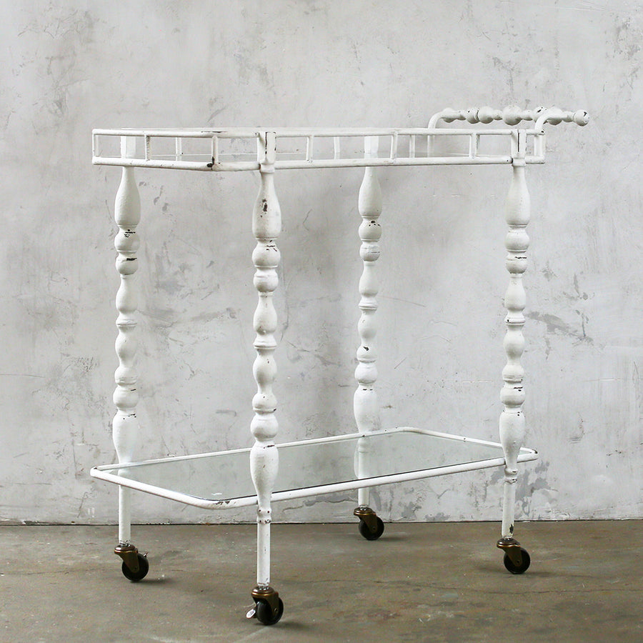 Shabby Chic® Furniture - Beauchamp Bar Cart