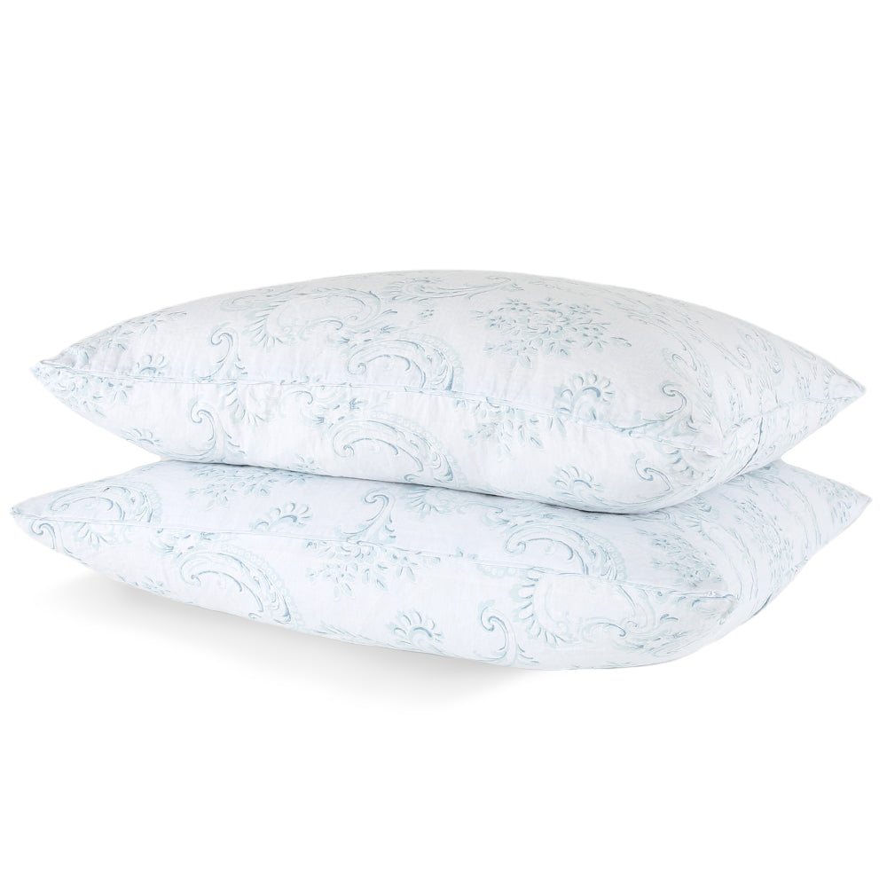 20% OFF Dusty Blue Bedding
