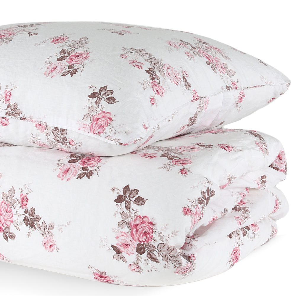 20% OFF Flora Pink Bedding