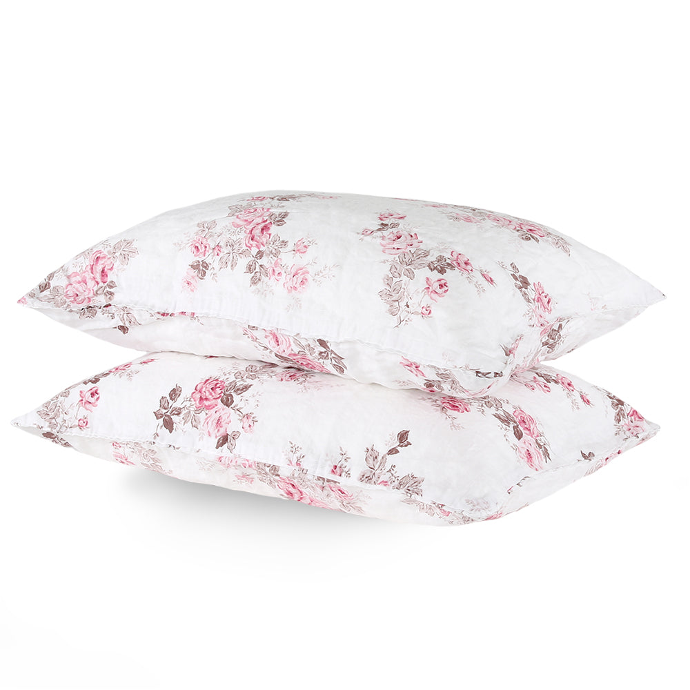 50% OFF Flora Pink Bedding