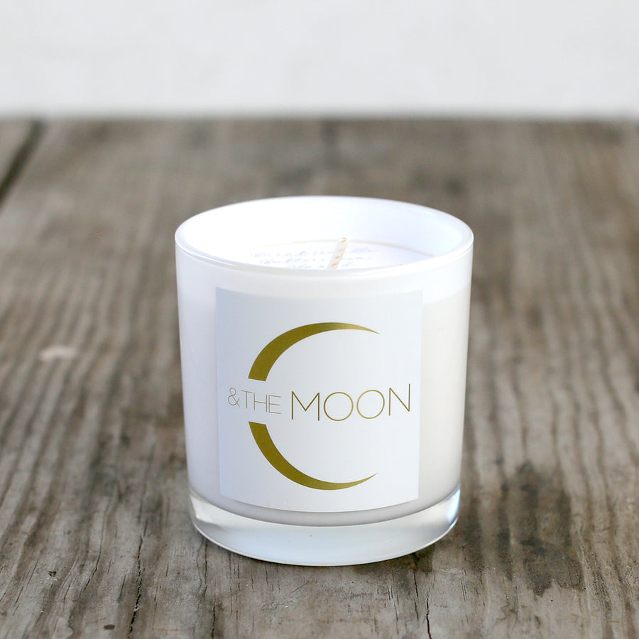 C & the Moon Sugar Cookie Candle