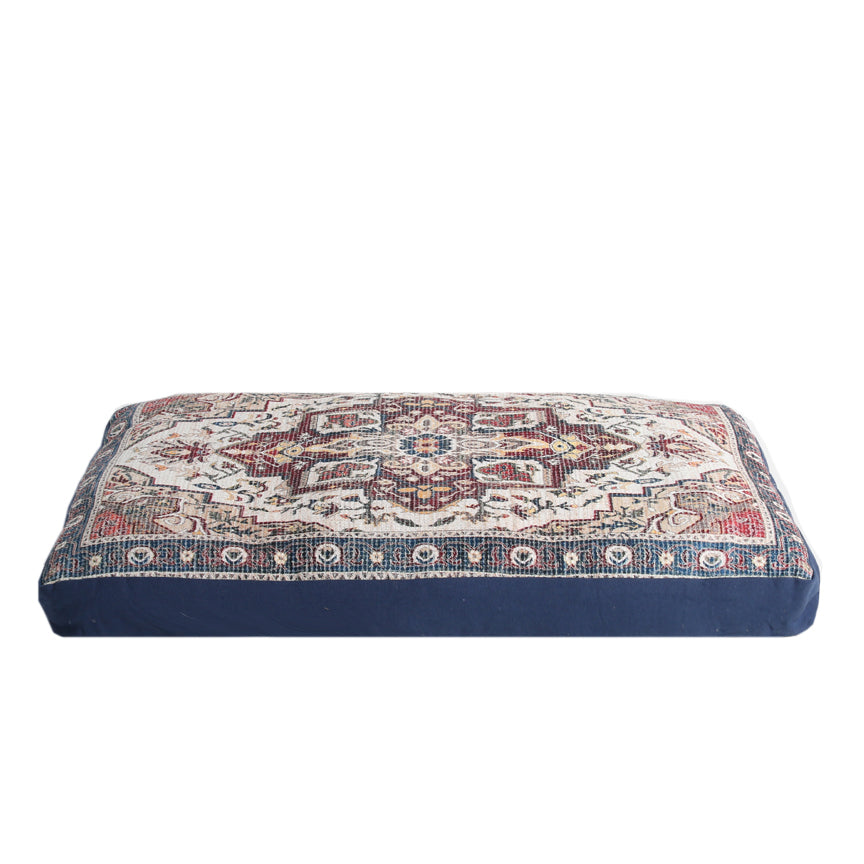Cameron Oversized Floor Pouf & Pet Bed - Multi