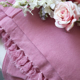 Cashmere Throw Pink