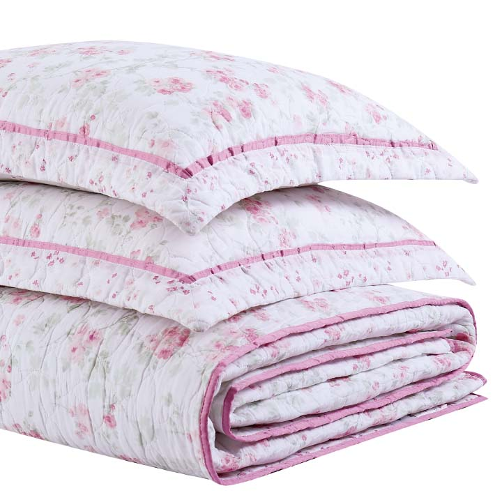 20% OFF Shabby Chic® Bedding Collection - Cherry Blossom Quilt Set - Online Exclusive