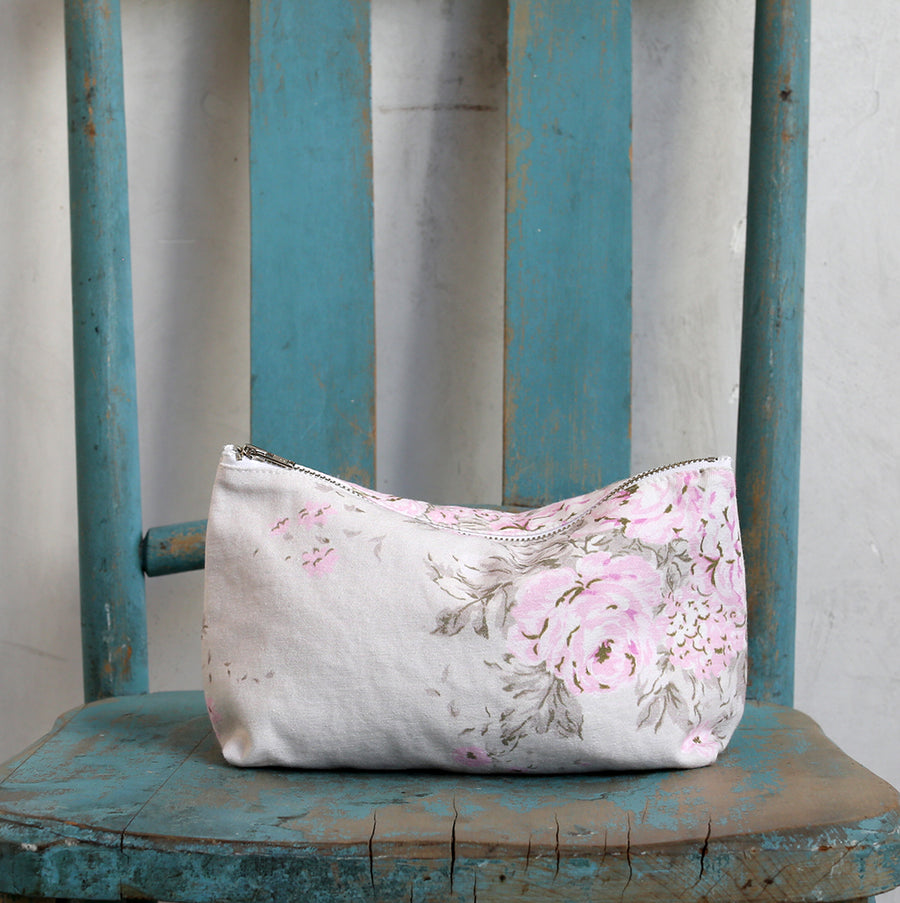 Flora Pink on Stone Travel Collection