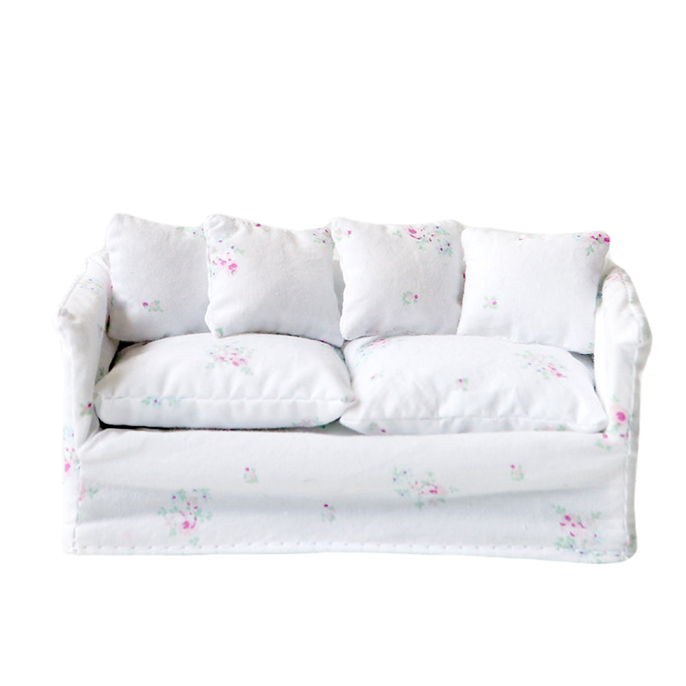 dollhouse furniture slipcover sofa rachel ashwell shabby chic couture. Black Bedroom Furniture Sets. Home Design Ideas