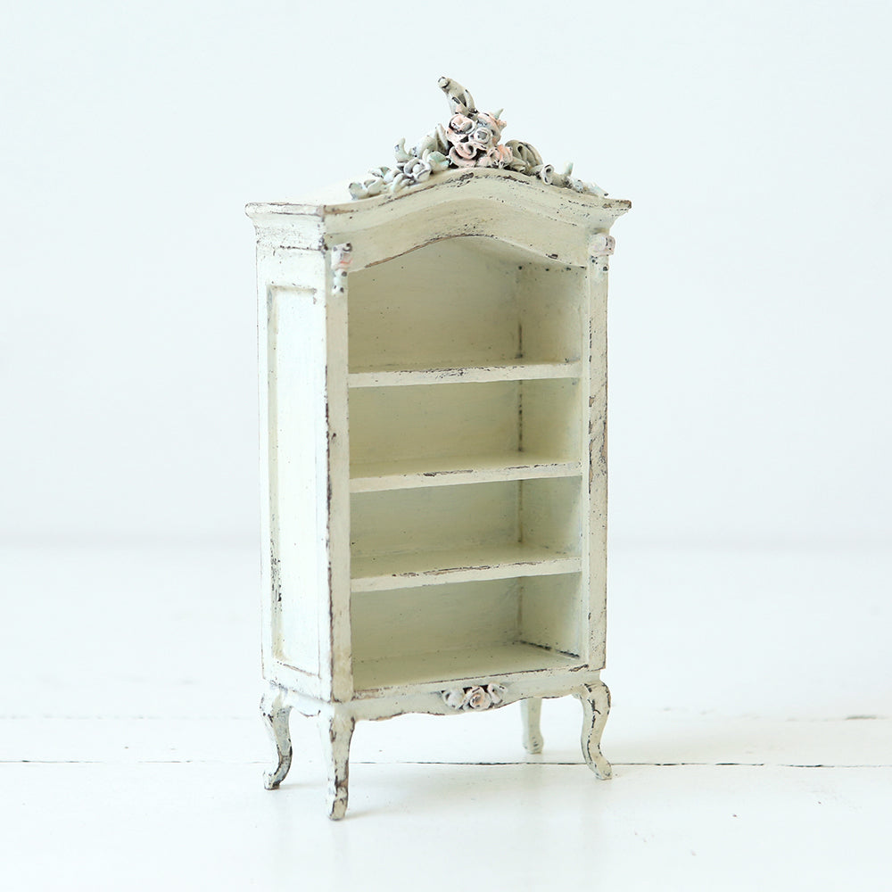 Shabby Chic Armoire dollhouse furniture - white armoire – rachel ashwell shabby chic couture
