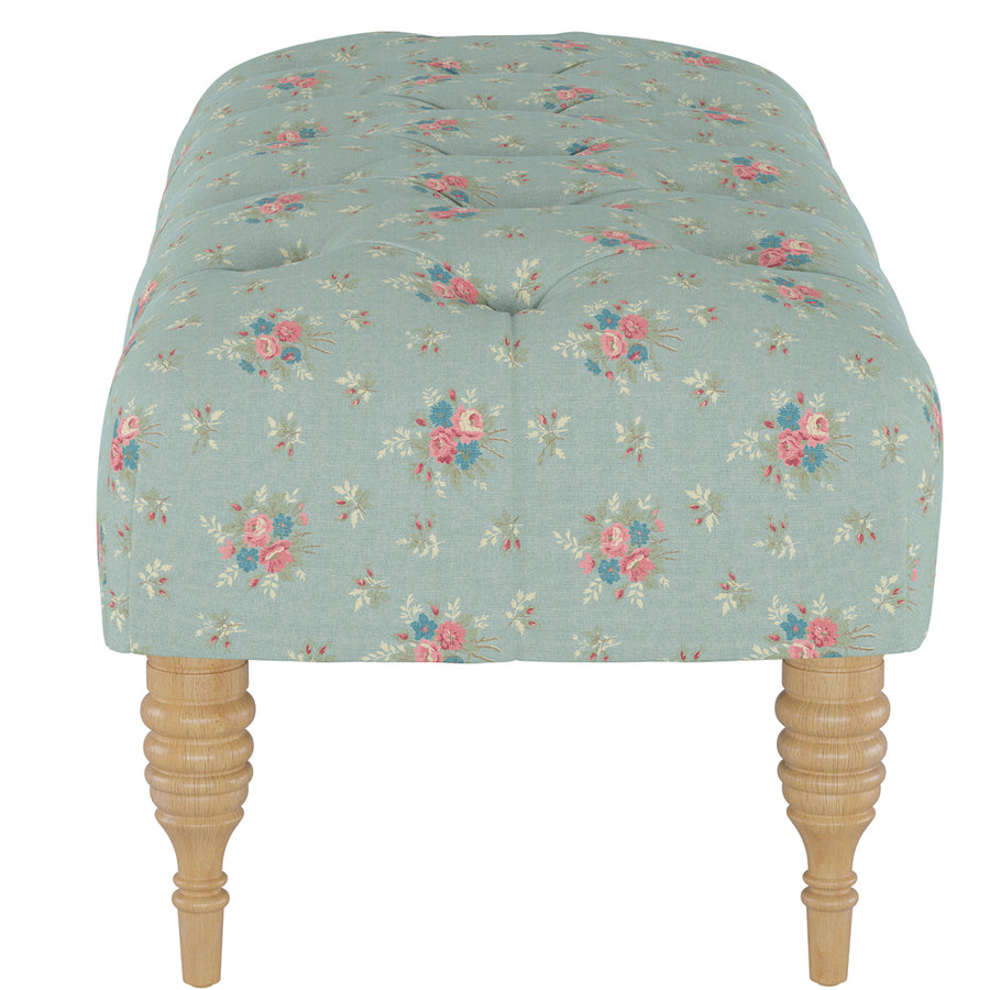 Shabby Chic® Furniture - Floyd Tufted Bench - More Colors
