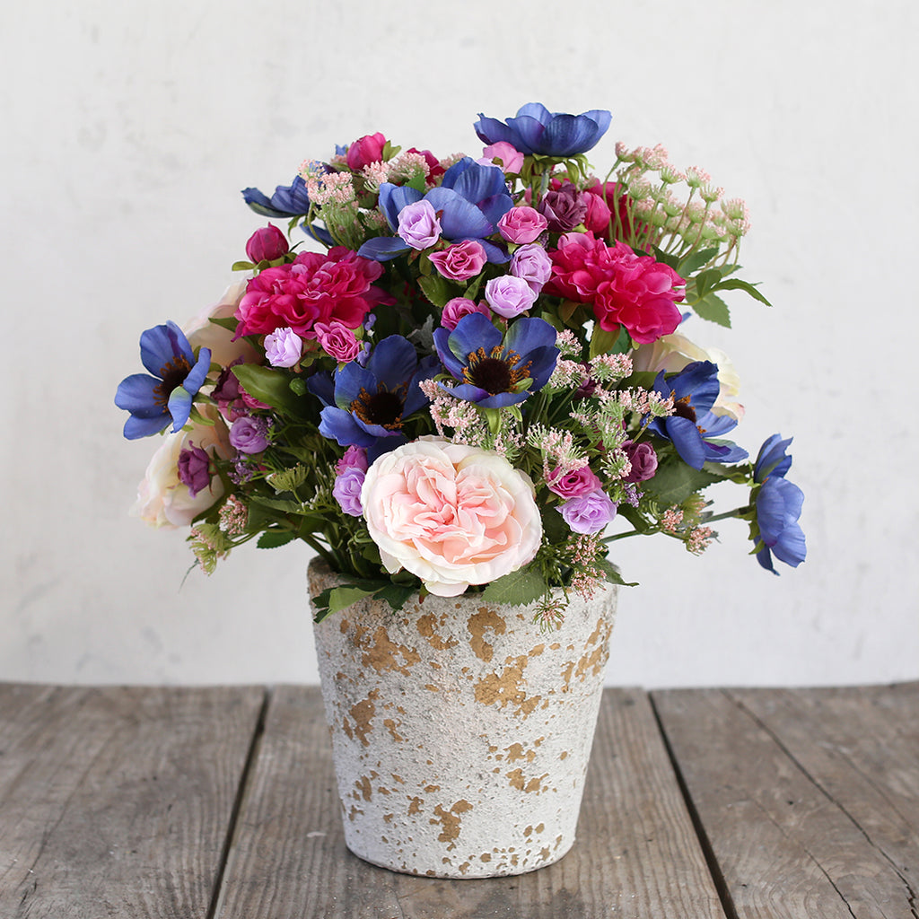 JUST ADDED - Shabby Chic Forever Florals - Berry Crush