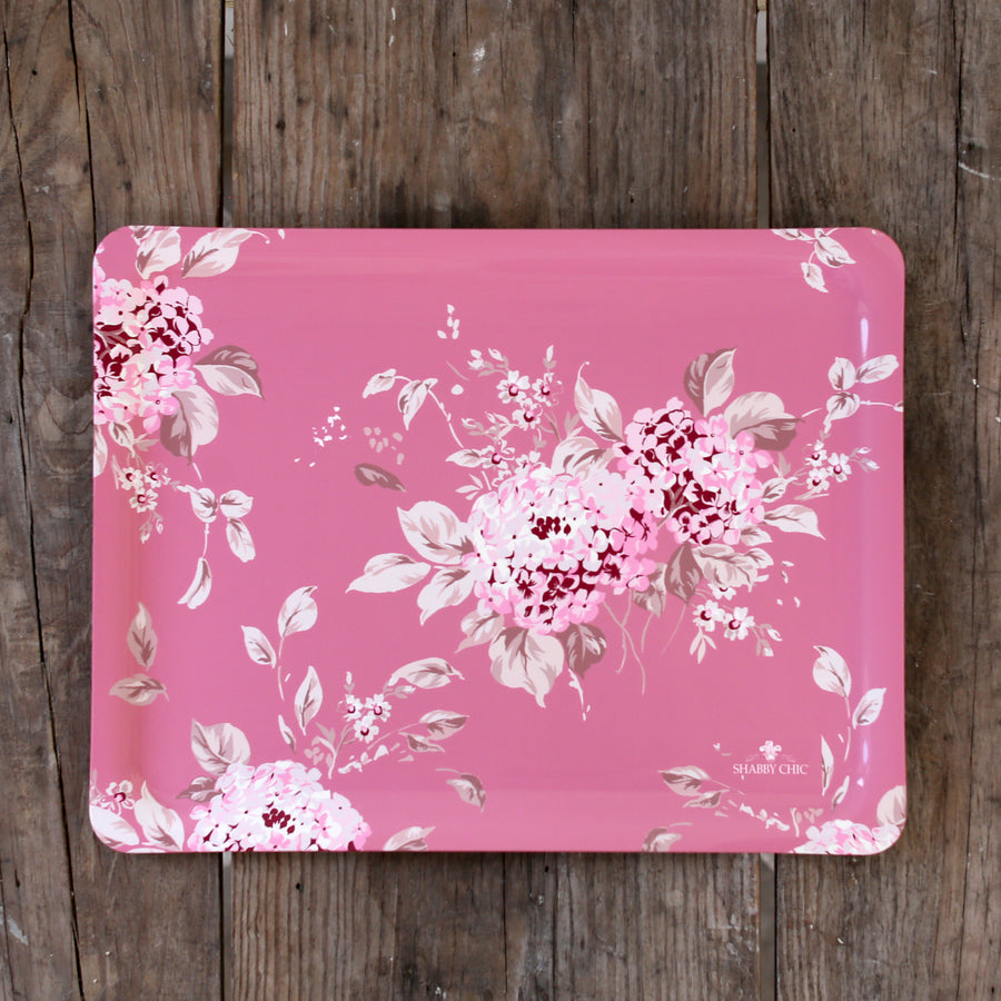 Shabby Chic Floral Trays - Available in 3 Prints
