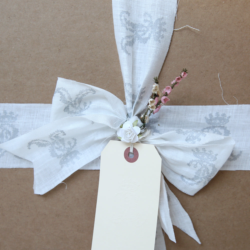 Shabby Chic Gift Wrap