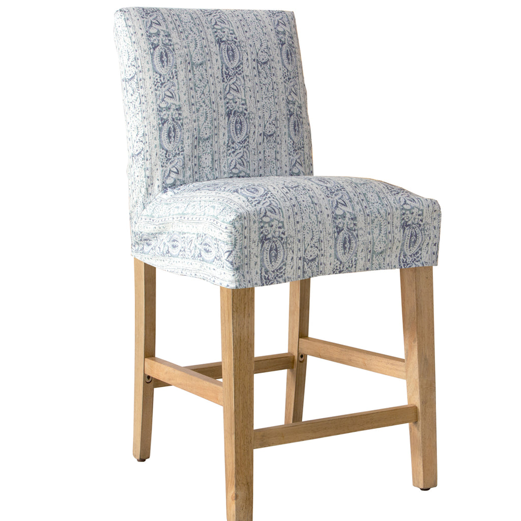Swallow Slipcover Counter Stool - More Colors