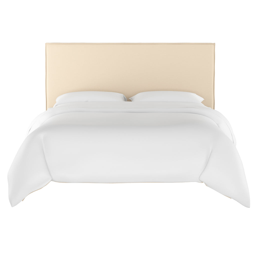 Iris Slipcover Headboard - More Colors