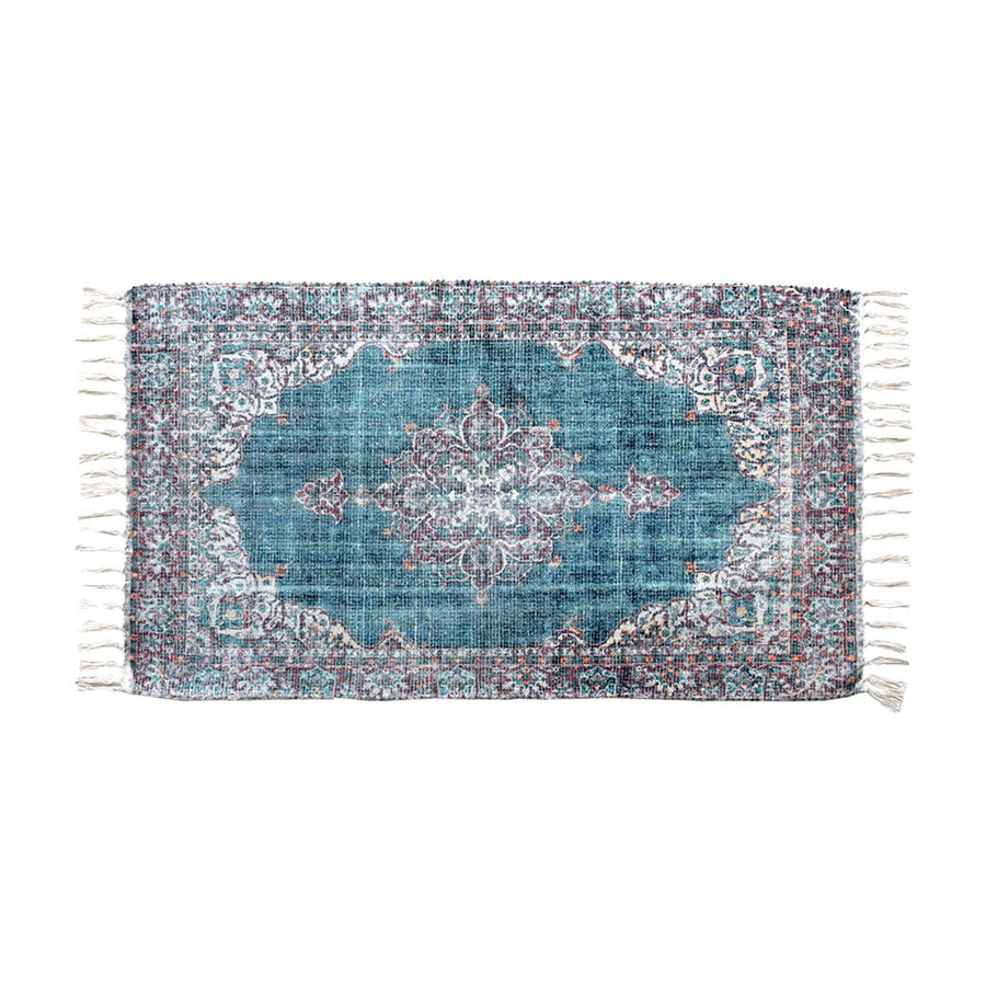 Shabby Chic Rug Collection - Paradise- 3 Sizes