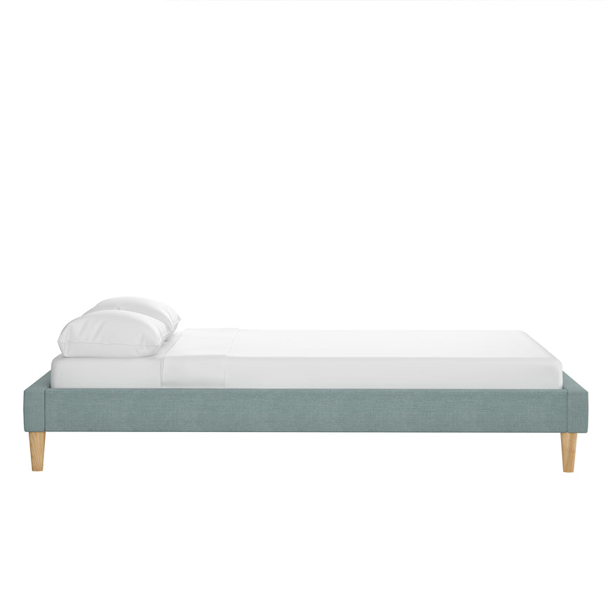 Shabby Chic Furniture - Florence Platform Bed - More Colors