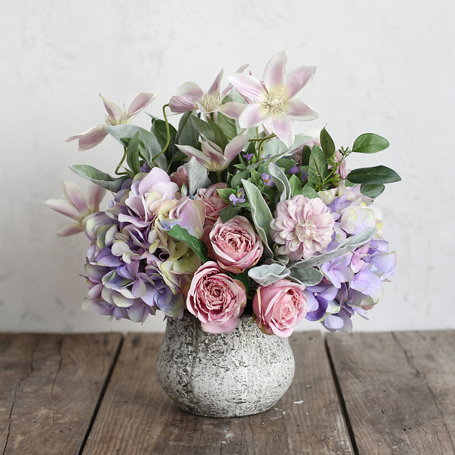 Shabby Chic Forever Florals - Pretty Pastel