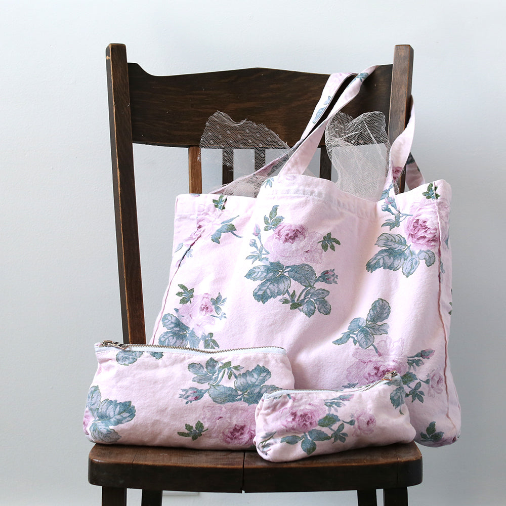 Rose Majesty Pink Overdyed Travel Collection