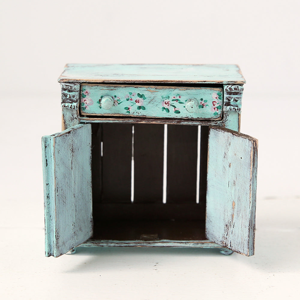 Dollhouse Furniture - Tiny Savannah Cupboard