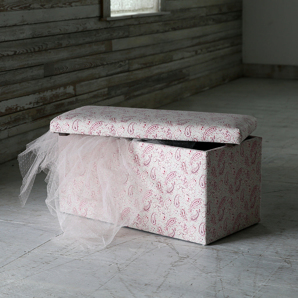 Treasure Storage Bench - More Colors