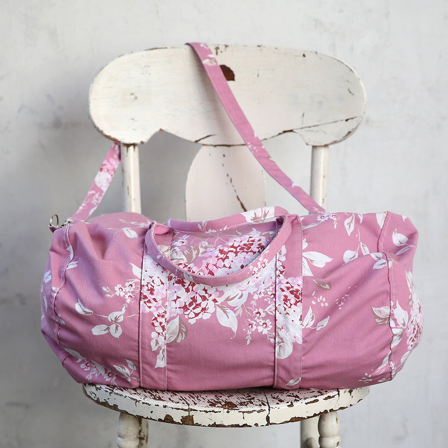 Berry Bloom Weekender Bag