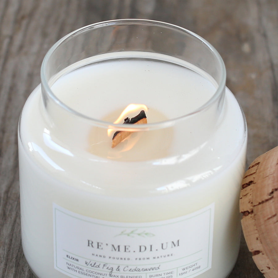 Remedium Candle Collection