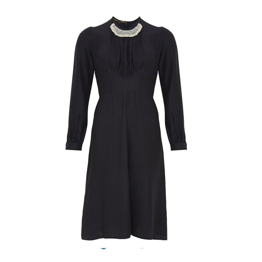 50% OFF Pearl Lowe Collection - Zoe Dress - Black