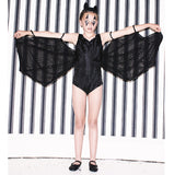 Couture Children's Costumes by Pearl Lowe - Bat Costume & Hat