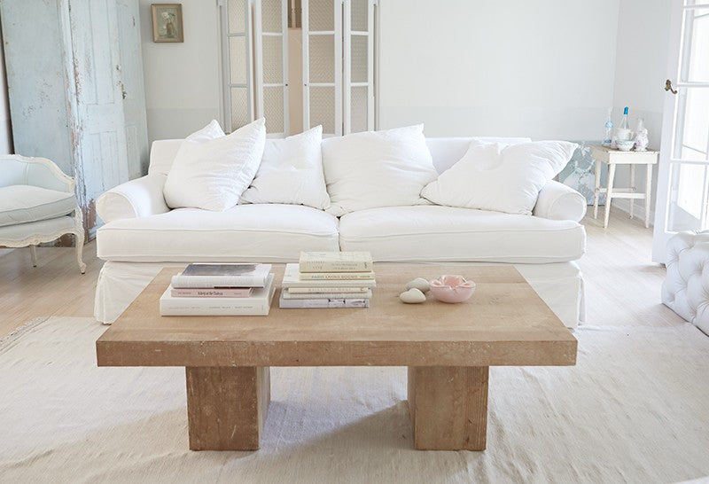 Beau Block Coffee Table