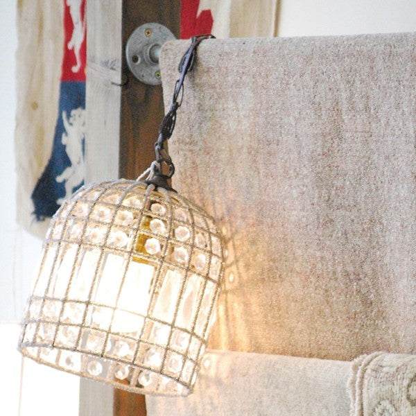 Birdcage Hanging Light