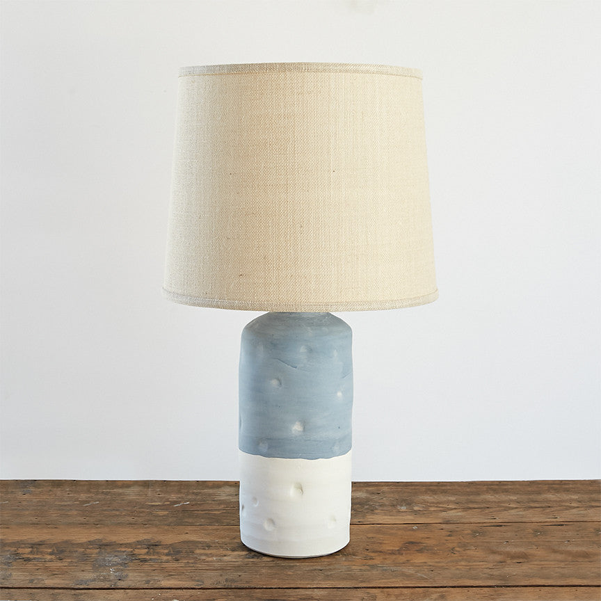 Madras Handmade Ceramic Lamp