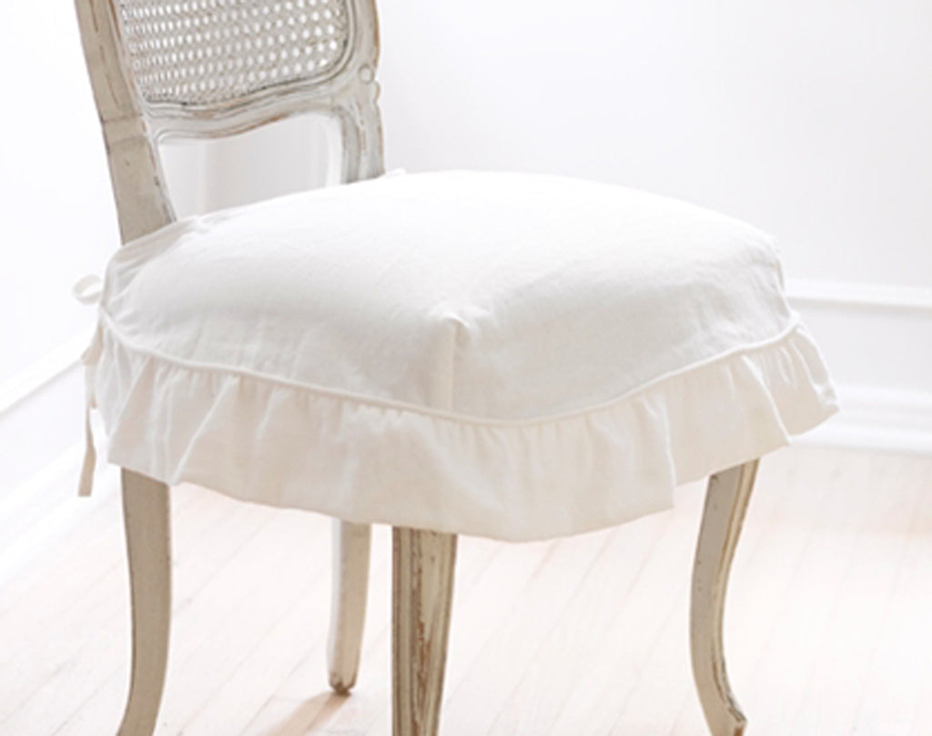Darcy Chair Slipcover At Rachel Ashwell Shabby Chic Couture