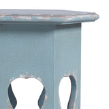 20% OFF Delilah Side Table - Truly Teal