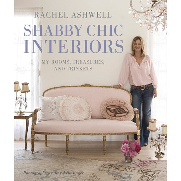 Autographed - Shabby Chic Interiors Book