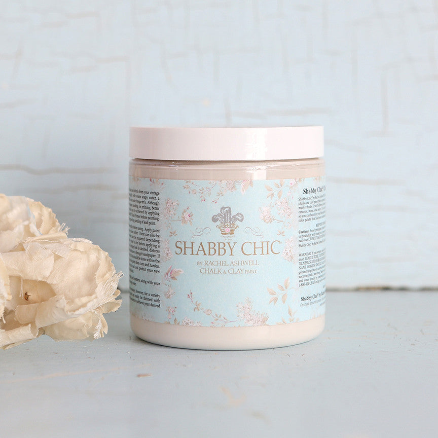 Sample Size: Shabby Chic by Rachel Ashwell Chalk & Clay Paint - London Light