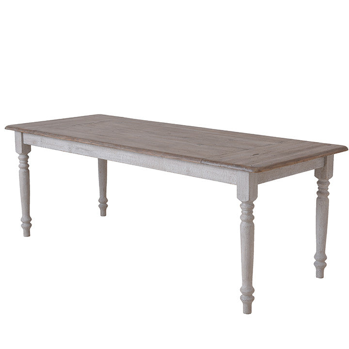 20% Off Limited Time Promo - Madison Dining Table - Shadow
